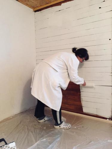 YC Vysoké Mýto malování kajut 2019