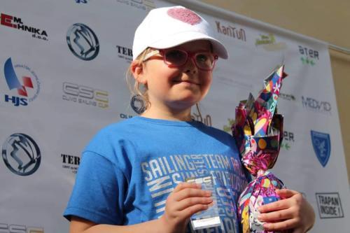CLIVO SAILING CUP 2019 - CHORVATSKO 18.-21.4 (YC Vysoké Mýto)